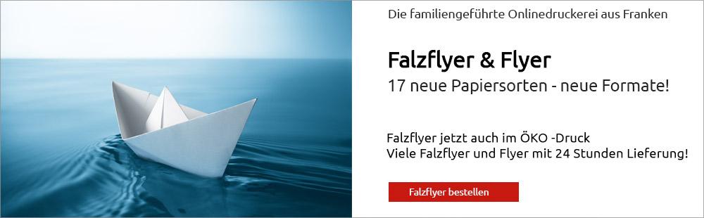 Faltflyer
