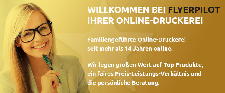Online Druckerei Flyerpilot