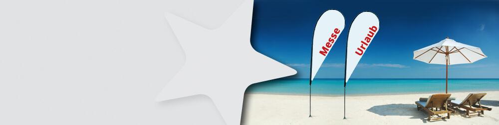 Strand Flaggen
