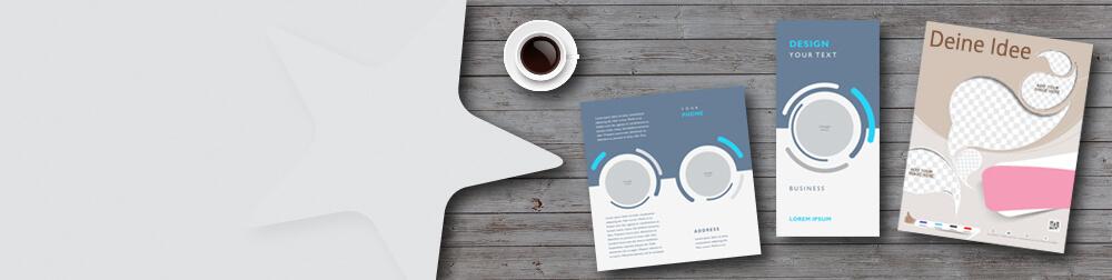 flyer din lang drucken lassen g nstig bei online. Black Bedroom Furniture Sets. Home Design Ideas