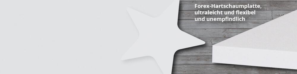 hartschaumplatte forex drucken lassen online g nstig bei online druckerei flyerpilot. Black Bedroom Furniture Sets. Home Design Ideas