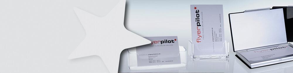 Online Visitenkartenboxen bestellen