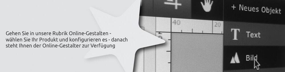 Einfach online Ihren Flyer DIN A4 gestalten