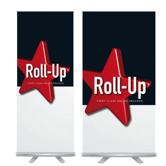 Roll-Up-Größen